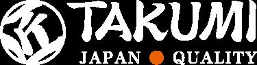 TAKUMI JAPAN QUALITYのロゴ
